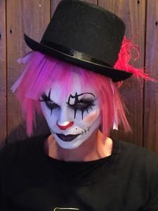 Buttons Clown